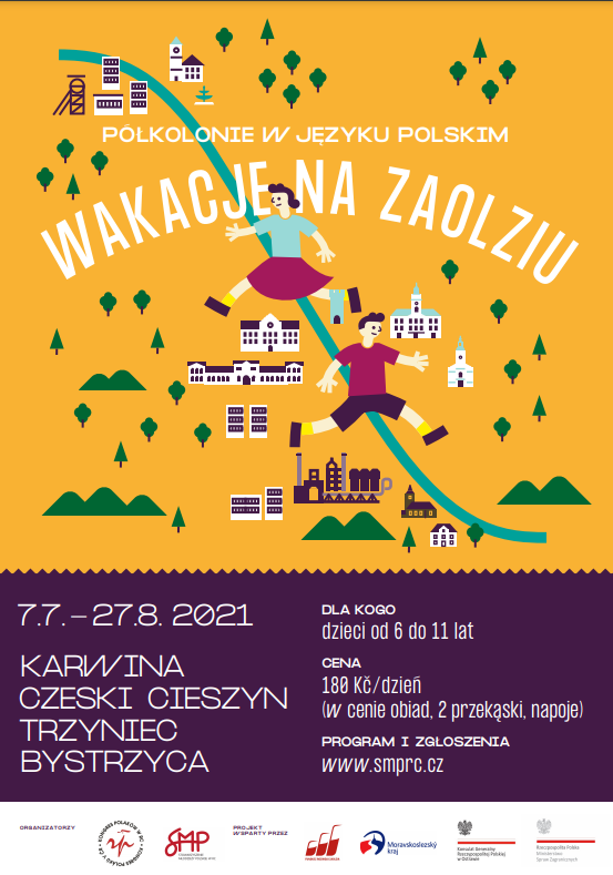 Wakacje na Zaolziu - półkolonie w języku polskim